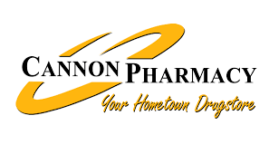 Sponsor: Cannon Pharmacy Logo